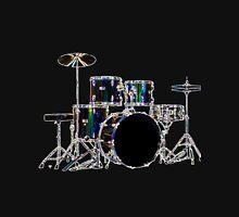 Drum Set 2 Neon T-Shirt