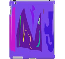 Tiny Flower November Castle Clouds Sunset iPad Case/Skin