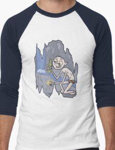 Fish and Precious Men's Baseball ¾ T-Shirt