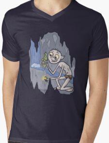 Fish and Precious Mens V-Neck T-Shirt