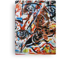 urban eyes....  Canvas Print