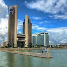 bayfront/downtown by JohnDSmith