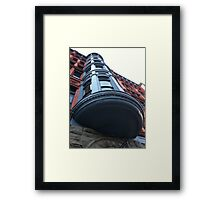 Pioneer Square, Seattle, Washington Framed Print