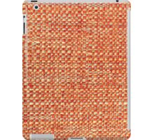 Fabric textile iPad Case/Skin