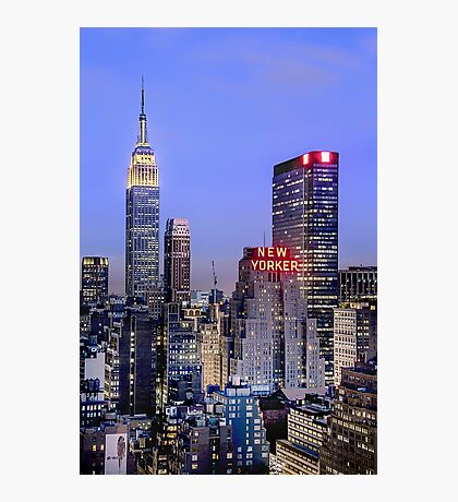 Made In New York Photographic Print
