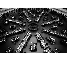 State Library of Victoria - Reading Room Photographic Print