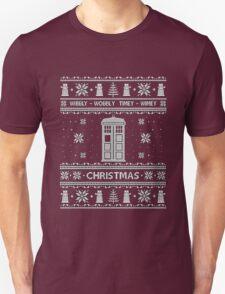 Doctor Who Shirt Ugly Christmas Sweater T-Shirt