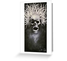 Hell Embrace No.1 Greeting Card