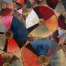 Umbrellas From Above by KeLu