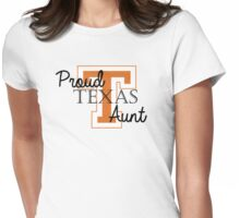 Proud Texas Aunt 2 Womens Fitted T-Shirt