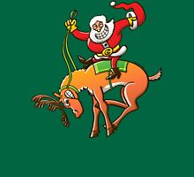 Christmas Rodeo Unisex T-Shirt