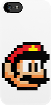Mario! by womone
