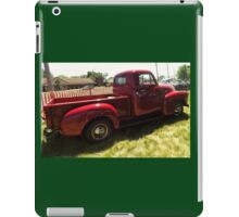 Old Chevy Truck  iPad Case/Skin