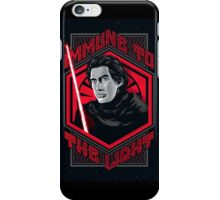 Immune to the Light iPhone Case/Skin