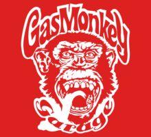 Gas Monkey Garage Logo Kids Clothes