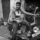 The Smiling Mechanic Of  Nuwara Eliya by Andrew Kalpage