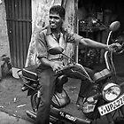 The Smiling Mechanic Of  Nuwara Eliya by Andrew Kalpage