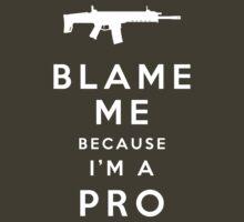 Blame me!! by GiorgosPa