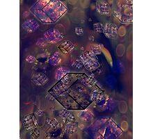 box of rain Photographic Print