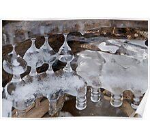 Ice art - 15 Poster