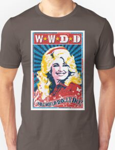 Dolly Parton. What Would Dolly Do? Nashville Country Music T-Shirt