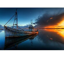 The Guiding Light Photographic Print