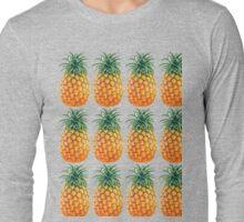 pineapple Long Sleeve T-Shirt