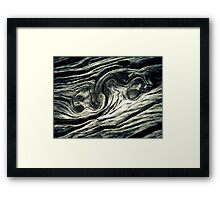 Autochthonous- 1- The Coupling of Eurynome and Ophion Framed Print