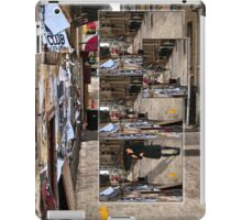 fort lane - life under clouds iPad Case/Skin