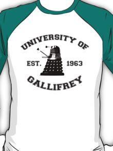 University Of Gallifrey T-Shirt