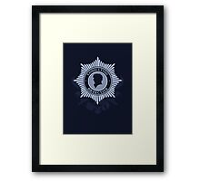 Deduction Framed Print
