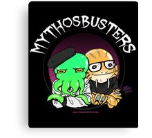 Mythosbusters Canvas Print