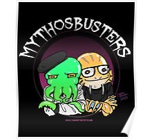 Mythosbusters Poster