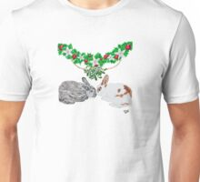 Christmas Card Series 1 - Design 10 Unisex T-Shirt
