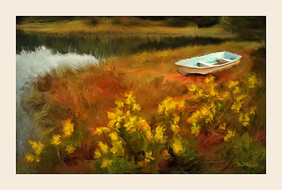 Rivers Edge, Cushing ME by Dave  Higgins