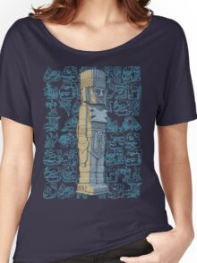 Toltec Warrior Women's Relaxed Fit T-Shirt