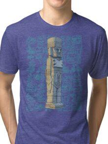 Toltec Warrior Tri-blend T-Shirt