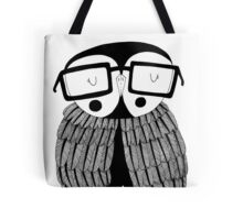 The wise owl Tote Bag