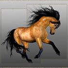 Horse 11.. calendar by LoneAngel