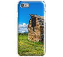 Barn on a Farm iPhone Case/Skin