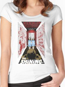 The Shining Grady Twins Women's Fitted Scoop T-Shirt