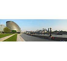 Exodus: City Hall, London Photographic Print