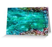Coral Reef Greeting Card