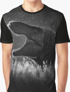 The King Awakens (B&W) Graphic T-Shirt