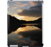 Lakeside Sunset iPad Case/Skin