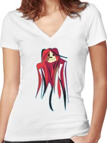 Voodoo Women's Fitted V-Neck T-Shirt