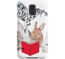Christmas Card Series 1 - Design 11 Samsung Galaxy Case/Skin