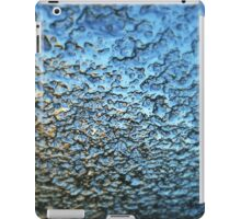 Frosty Blue iPad Case/Skin
