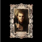 vampire diaries Stefan Salvatore by ioanna1987