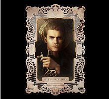 vampire diaries Stefan Salvatore by ioanna1987
